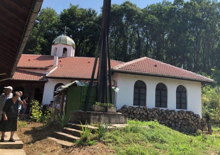 """Манастирът """"Св. Пророк Илия"""" се издига близо до крушарското село Александрия"""
