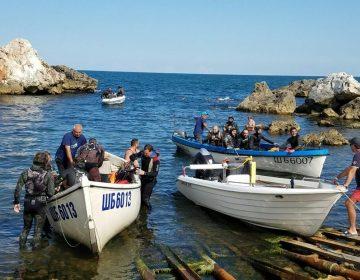 """Състезанието по подводен риболов за купа """"Шабла"""" – атрактивен турнир с богат улов"""