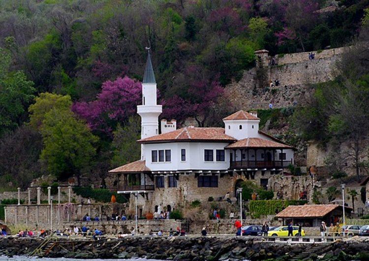 Дворецът в Балчик – перлата на Северното  Черноморие