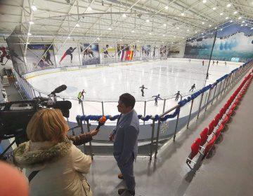 ZDF включи ледената пързалка в Кранево сред атракциите на Европа
