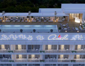 Новият 5-звезден хотел в Албена ще глези гостите си с басейн на покрива