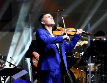 Цигулковият виртуоз Васко Василев гостува с Passion Flamenca в Добрич