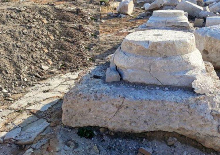 Крепостта Палматис край Тервел все повече впечатлява археолозите