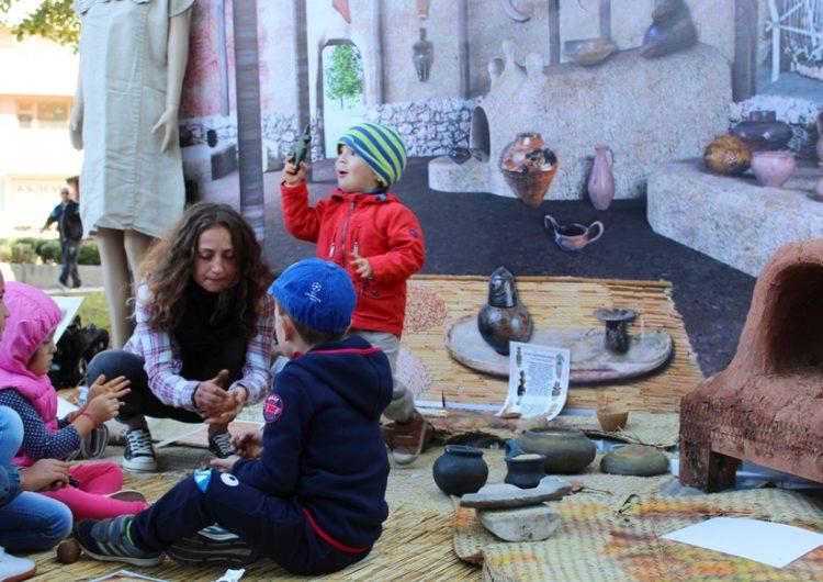 Изработка на хляб и ролята на насъщния представят в Добрич