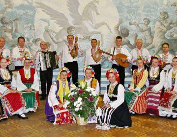 """Грандиозен концерт в Добрич за 65 години ансамбъл """"Добруджа"""""""