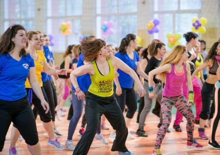 Зумба фестивал събира над 500 танцьори в Балчик