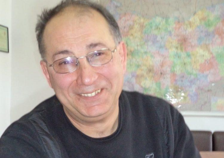 """Историкът от Добрич Радослав Симеонов е сценарист във филма """"Помни войната"""""""