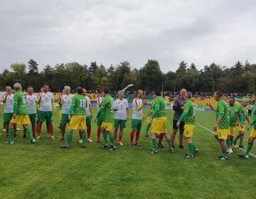 Звезден мач и много награди за вековния юбилей на футбола в Добрич