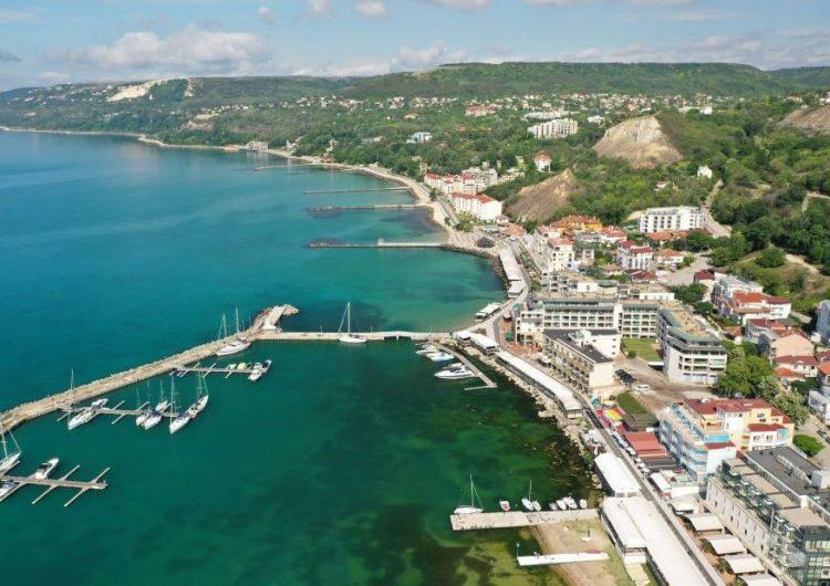 Община Балчик получи приз за принос в благоустройството заради Дамбата