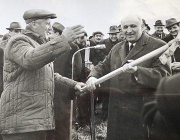 18.01.1968 г. – първа копка на курорта Албена. Началото на историята (+снимки)