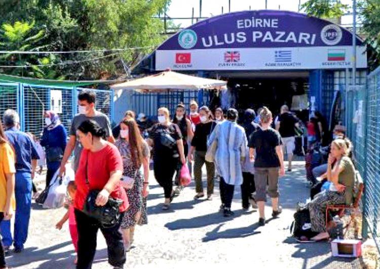 Масово нашенци окупират Одрин за съботно-неделен пазар