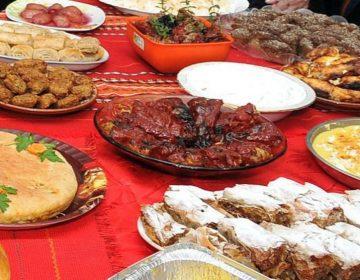 Националното меню ще включва продукти и ястия от 9 региона на страната