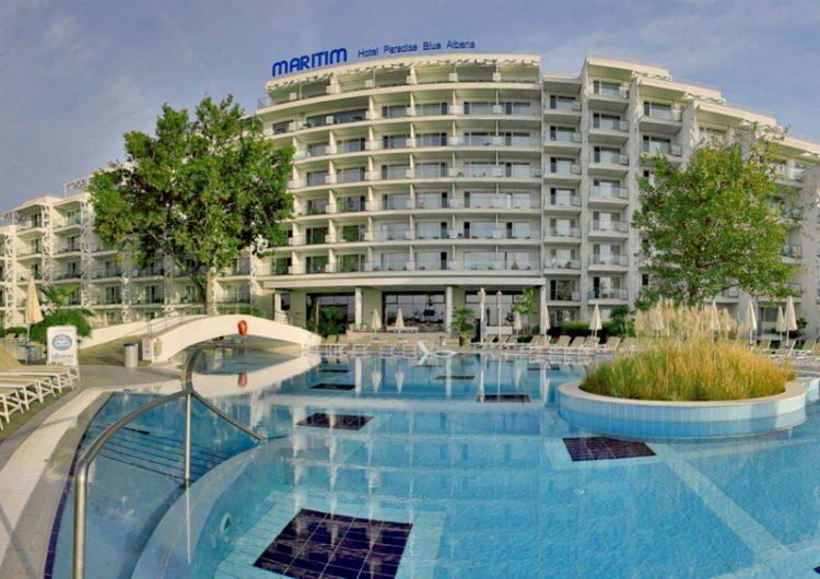 Maritim Hotel Paradise Blue 5* в Албена в топ 100 на най-добрите хотели в света